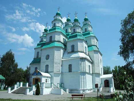 Екскурсія Новомосковськ — Хащеве