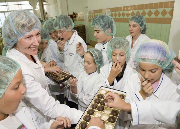 Екскурсія Кондитерська фабрика «ROSHEN»